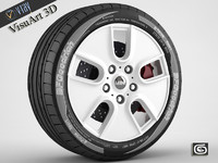 maya mini cooper countryman rim tire