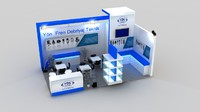 Yonteknik Exhibition Stand Design
