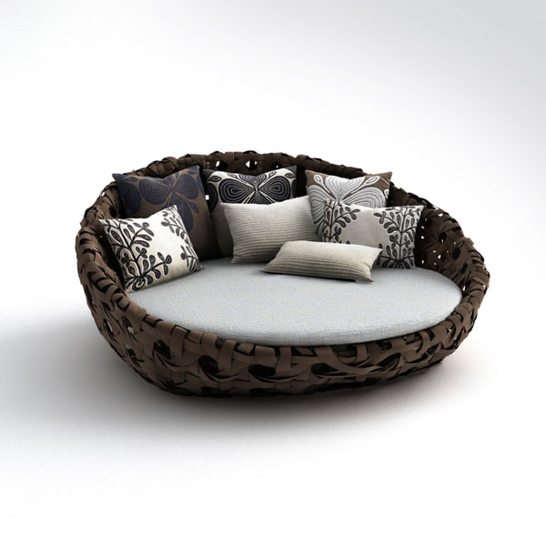 maya contemporary sofa outdoor - canasta outdoor sofa... by erdesign