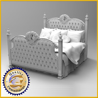 maya classic double bed