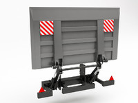 Tail lift for truck