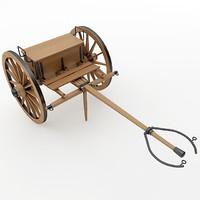 Napoleon Model 1841 6 pounder Limber