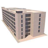 3d model building multi