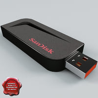 sandisk slice usb flash drive 3ds