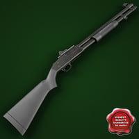 Shotgun Mossberg 590