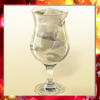 High Detailed Cup Glass 6
