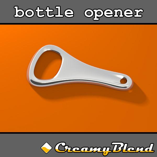 3ds bottle opener. Black Bedroom Furniture Sets. Home Design Ideas