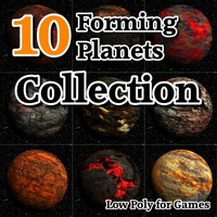 10 Forming Planets Collection