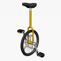3d unicycle
