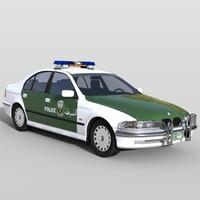 police car max