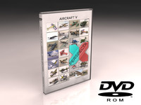 3ds max aircraft dvd v