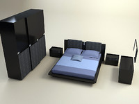 Bedroom set DIAMOND