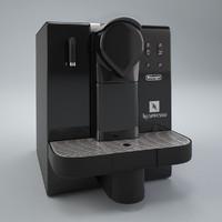 3d model longhi nespresso