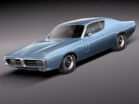 max dodge charger 1971 sport