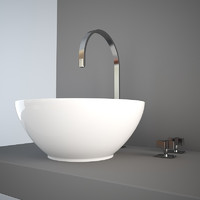 NIC Design Flavia wash-basin