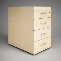 office cabinet 20 3d c4d