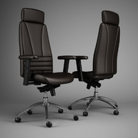 CGAxis Office Chair 47
