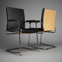 office chair 58 c4d