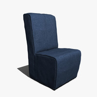 chair cover 3d 3ds