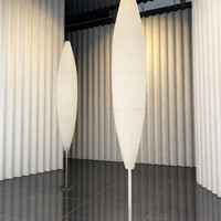 havana lamp 3d 3ds