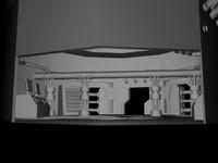 3d model science station