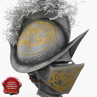 swiss guardsmen helmet max