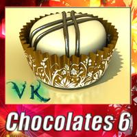 3d chocolates chocolat