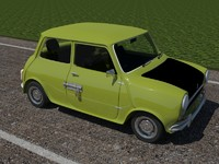 3ds max mr beans mini
