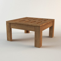 3ds ikea coffee table