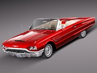 Ford Thunderbird Convertible 1965