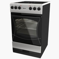 3d oven oven-tray hot