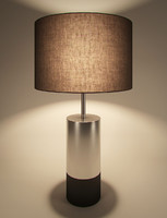 3d table lamp slv