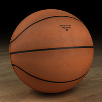 Basketball Game Ball 1