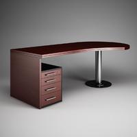 3dsmax office desk 10