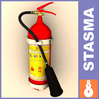 3d emergency extinguisher