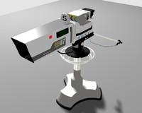 3d max broadcast video