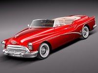 max buick skylark convertible 1953