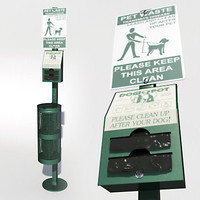 DOGIPOT Pet Station
