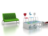 Agatha Ruiz D La Prada - Furniture