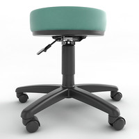 Adjustable Height Stool 07