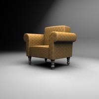 unique armchair max