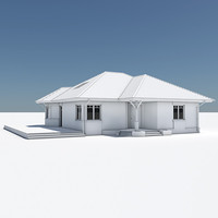 maya single house