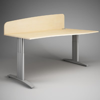 3d office desk 19