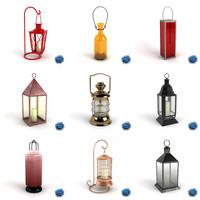 maya lantern lamp