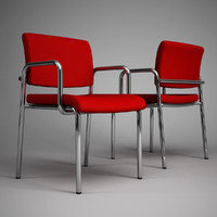 office chair 54 c4d