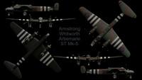 rare planes st mk-5 3d 3ds