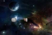 3dsmax space ships gunship