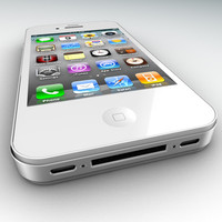 3ds max white iphone