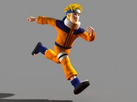 cartoon naruto 3d 3ds