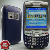 Palm Treo 750 Blue